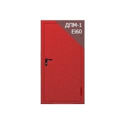 01 Дверь противопожарная EI60 размером по коробке 870*2070мм, 960*2050 мм